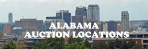 Alabama Auction Locations